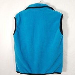 Patagonia Jackets & Coats - Patagonia Aqua Blue Fleece Vest Argentina M/L